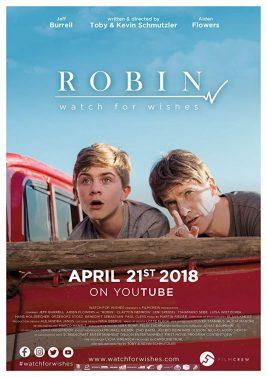 دانلود فیلم Robin Watch for Wishes 2018