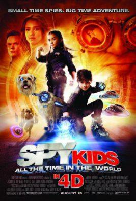 دانلود فیلم Spy Kids 4 2011
