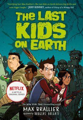 دانلود انیمیشن سریالی The Last Kids on Earth