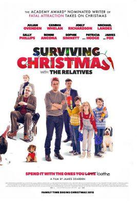 دانلود فیلم Surviving Christmas with the Relatives 2018