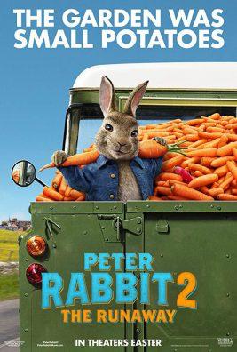 دانلود انیمیشن Peter Rabbit 2 2020