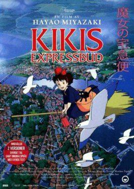 دانلود انیمیشن Kikis Delivery Service 1989