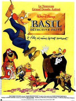 دانلود انیمیشن The Great Mouse Detective 1986