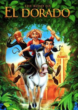 دانلود انیمیشن The Road to El Dorado 2000
