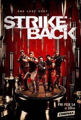 دانلود سریال Strike Back
