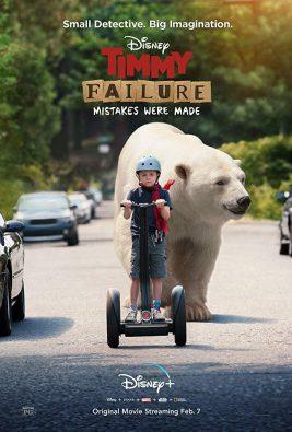 دانلود فیلم Timmy Failure 2020