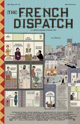دانلود فیلم The French Dispatch 2020