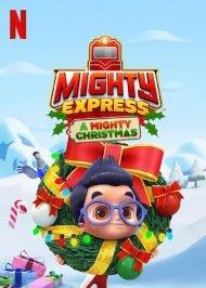 دانلود انیمیشن Mighty Express A Mighty Christmas 2020