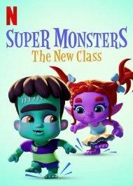 دانلود انیمیشن Super Monsters The New Class 2020