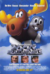 دانلود فیلم The Adventures of Rocky and Bullwinkle 2000