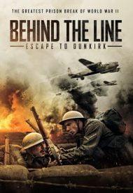 دانلود فیلم Behind the Line Escape to Dunkirk 2020