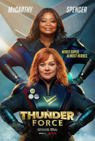 دانلود فیلم Thunder Force 2021