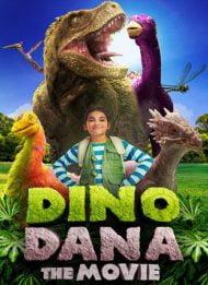 دانلود فیلم Dino Dana The Movie 2020