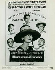 دانلود فیلم Breakfast at Tiffanys 1961