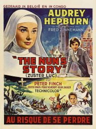 دانلود فیلم The Nuns Story 1959