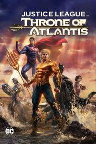 دانلود انیمیشن Justice League Throne of Atlantis 2015