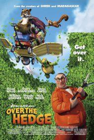 دانلود انیمیشن Over the Hedge 2006