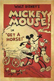 دانلود انیمیشن Get a Horse 2013