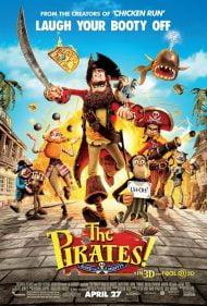 دانلود انیمیشن The Pirates In an Adventure with Scientists 2012