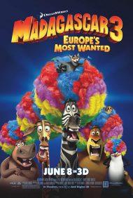 دانلود انیمیشن Madagascar 3 2012